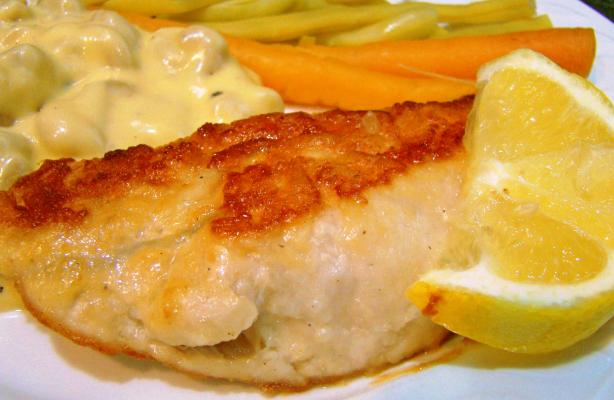Lemon Turkey Cutlets
