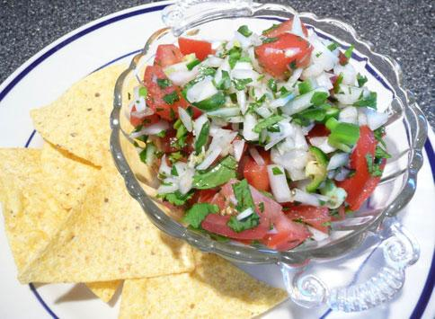 """elmer's"" Summertime Sweet Onion Salsa"