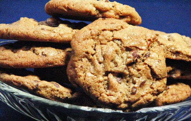 Mary Bartz Buttery Chocolate Chip Cookies