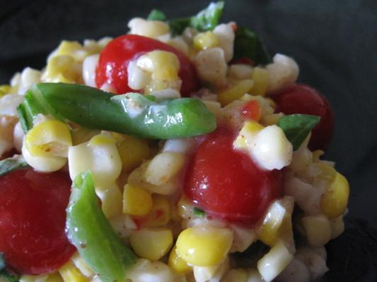 Fresh from the Cob Corn Salad