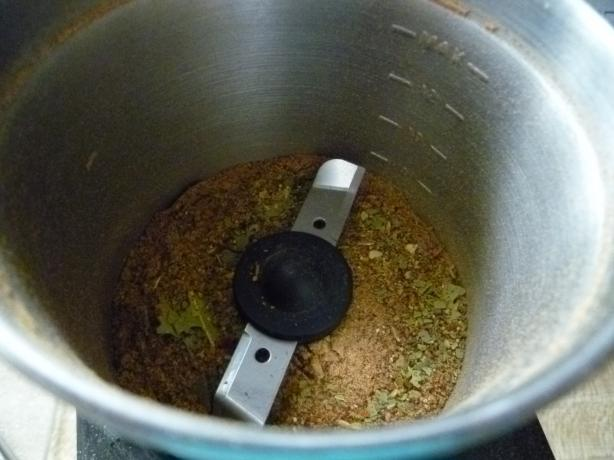 Homemade Old Bay Spice Mix
