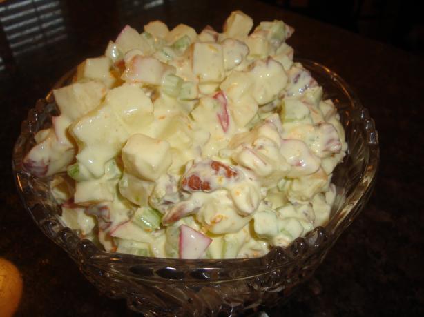 Simply Wonderful Waldorf Salad