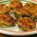 Superbowl Stuffed Clams