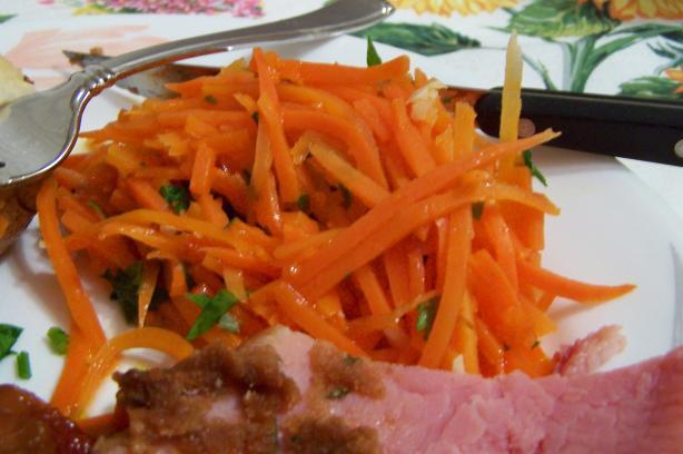 Carrots Provencal