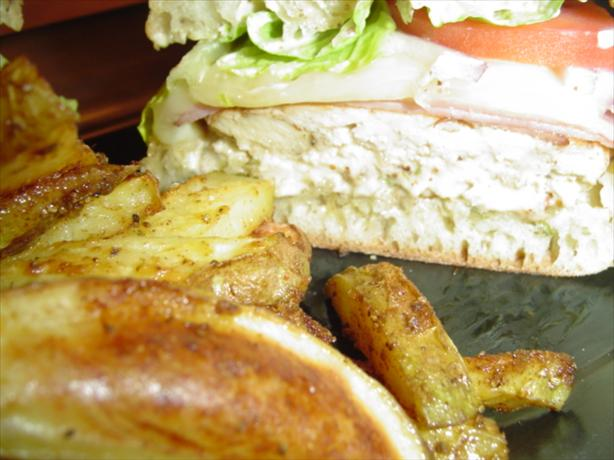 Chicken Cordon Bleu Burgers - Rachael Ray