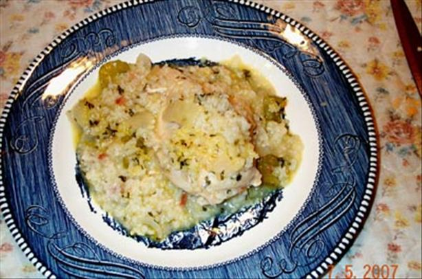 Chicken & Rice Bake