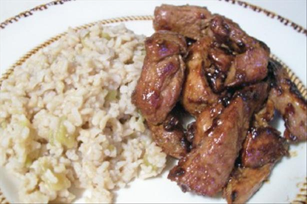 Braised Pork in Soy Sauce