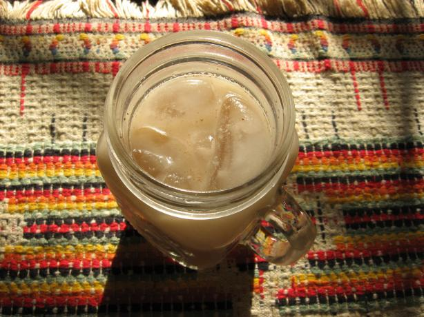 Super Easy Horchata