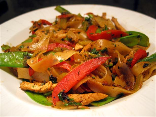 Gluten Free, Low Gi, Vietnamese Pork Stir-Fry