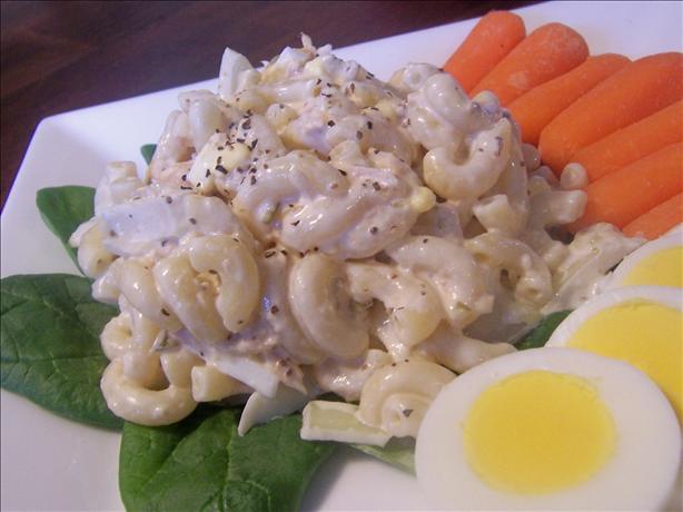Cold Tuna Salad