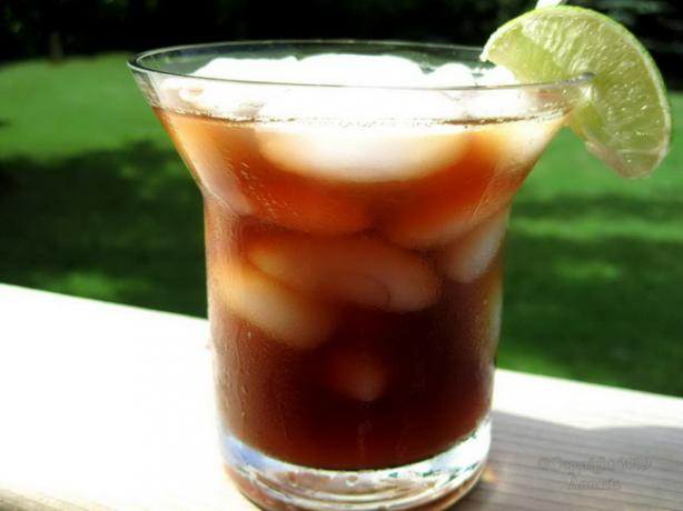 Icy Sweet Iced Tea