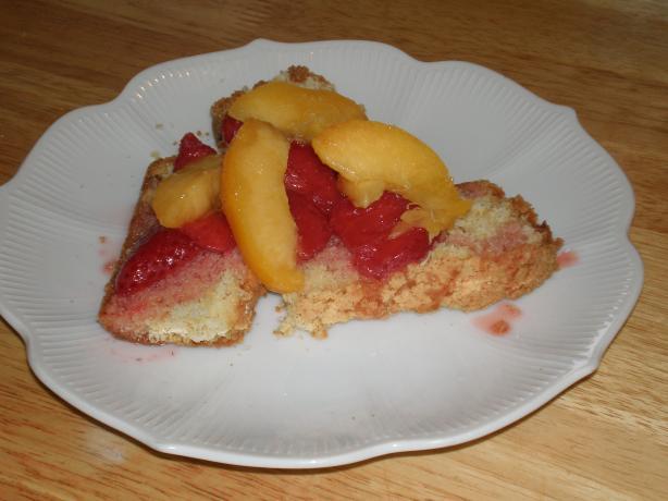 Coconut Shortcakes