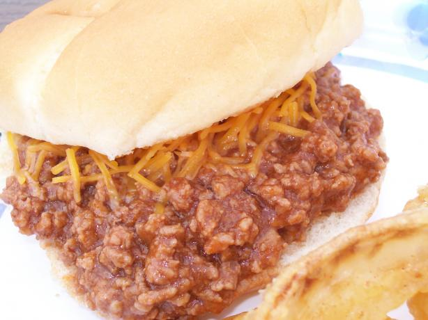 My Husband Calls This BBQ (Sloppy Joes)