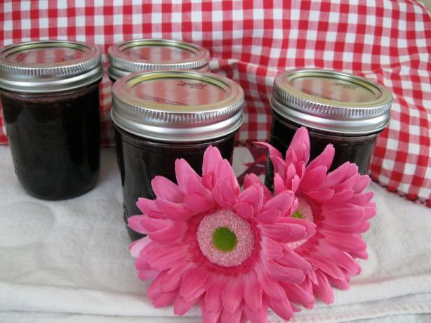 Fresh Bing Cherry Jam