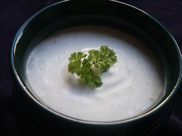 Healthy Low Fat Ranch Dressing