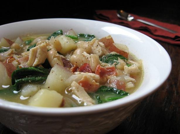 Chicken and White Bean Stew