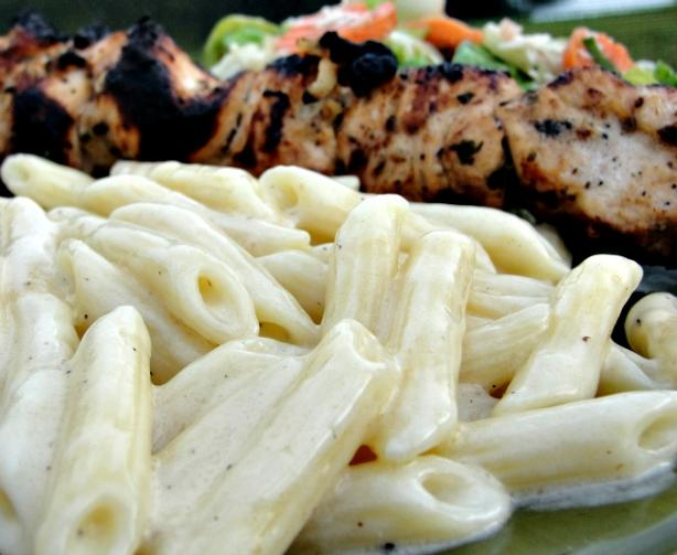 Athena's Lemon Greek Penne Pasta