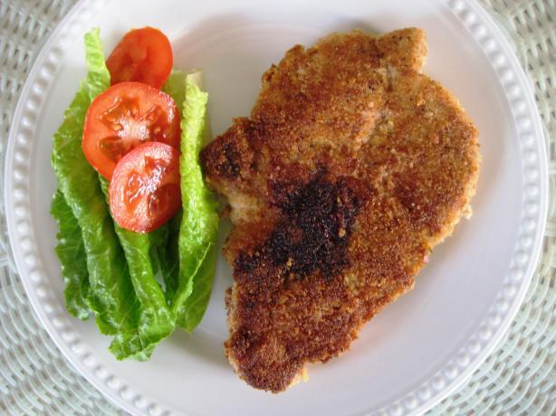 Fried Breaded Pork Chops