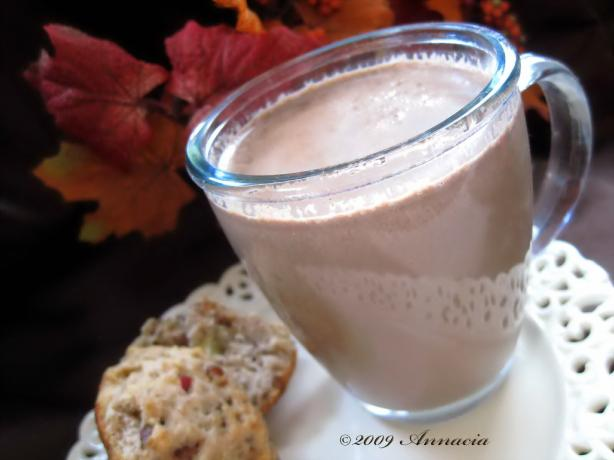 Jennifer's Delectable Cinnamon Hot Chocolate