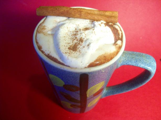 Sugar and Spice Hot Chocolate