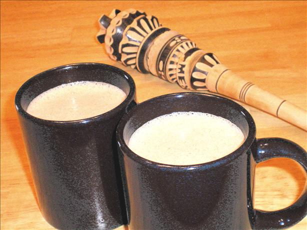 Mexican Frothy Hot Chocolate