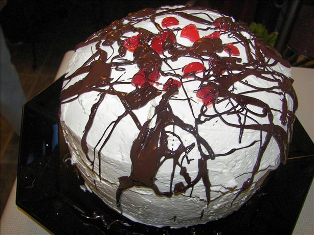 Black Forest Delight Cake