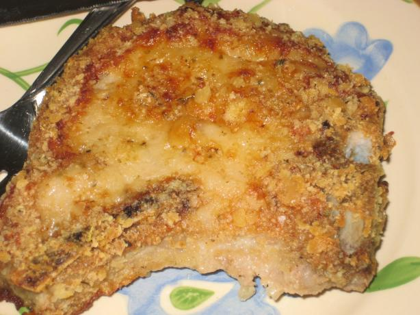Italian Style Pork Chops