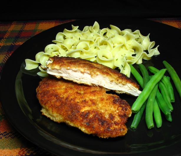 Uncle Bill's Chicken Cutlets Melanaise