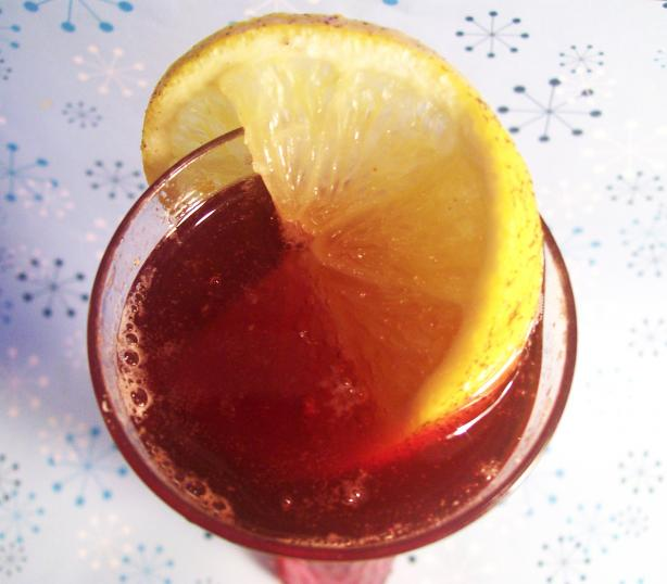 Shampagne Cocktail (Non-Alcoholic)