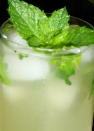 Lemon-Mint Spritzer