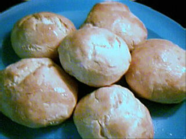 Mom's Southern Homemade Simple Biscuits