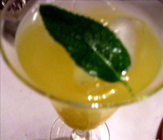 Mango Tango Iced Green Tea