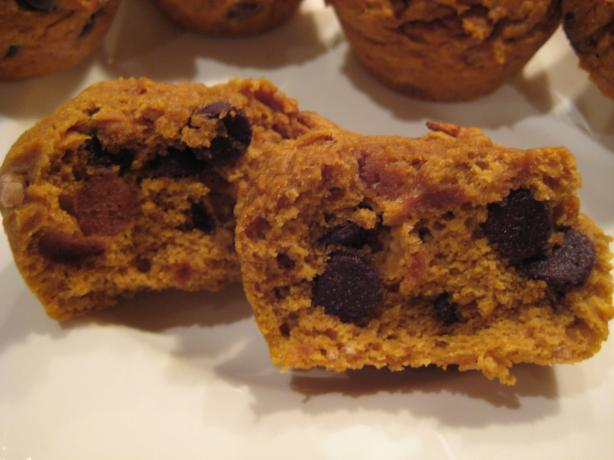Simple, Healthy Pumpkin Muffins