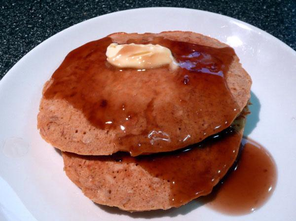 Weight Watchers Oat Cakes (Pancakes)