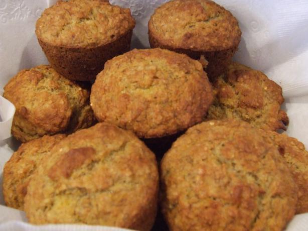 Banana-Quinoa Muffins (Wheat Free)