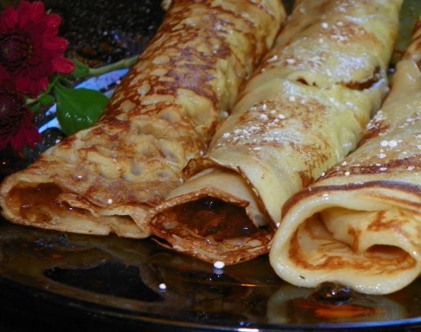 Norwegian Thin Pancakes