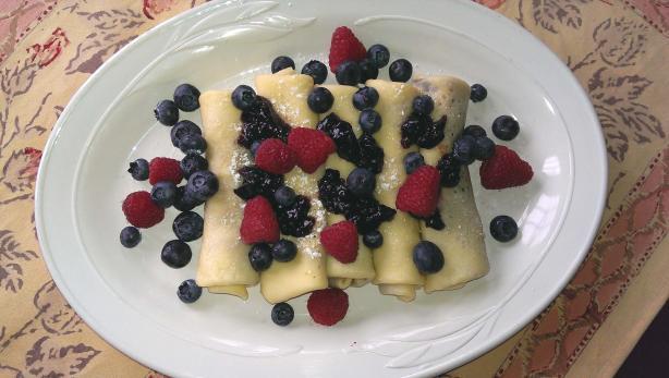 Pannekaken Norwegian Pancakes