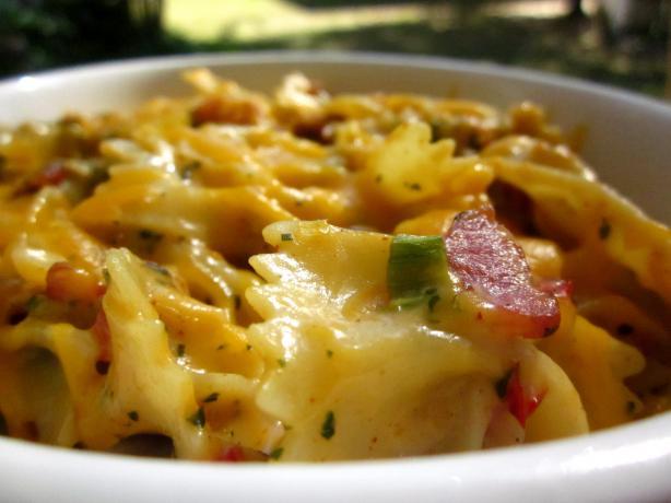 Southwestern Pasta & Cheese