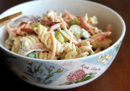 American - Italian Pasta Salad