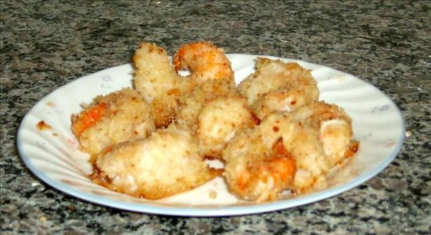 Jumbo Shrimp Parmesan