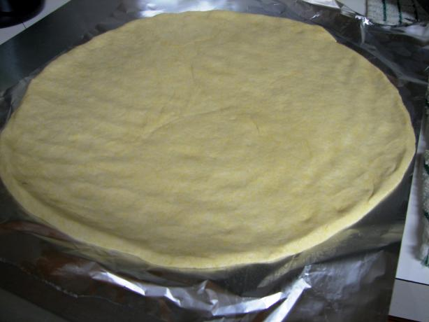 Pizza Dough for Calzones (Or Pizza )