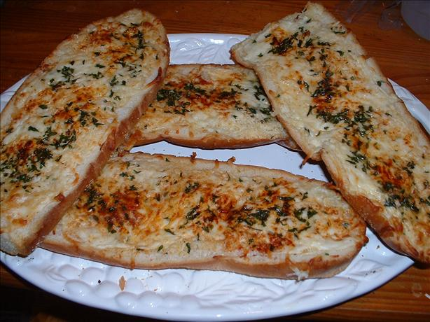 Super Good Cheese, Herb, and Garlic Bread
