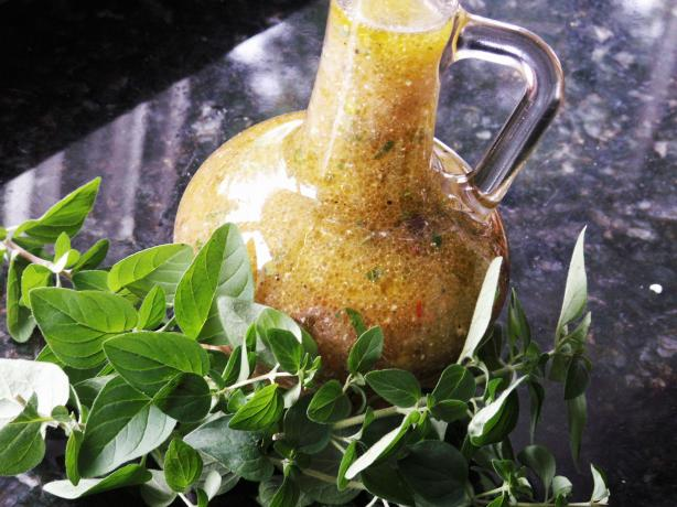 Greek Vinaigrette or Marinade