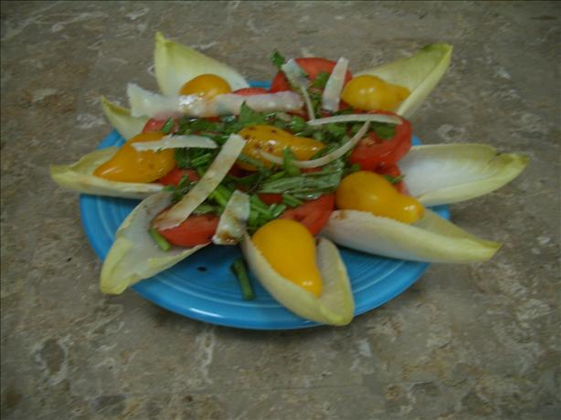 Herbed Tomato Endive Salad