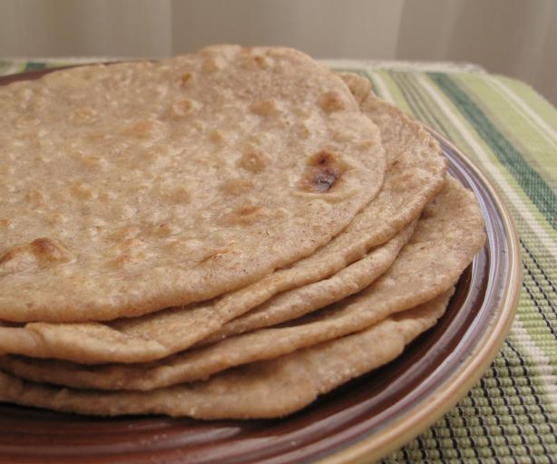 Indian Flat Bread - Chapati