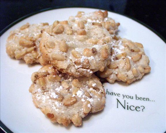 Pignoli Cookies (Italian Pine Nut Cookies)