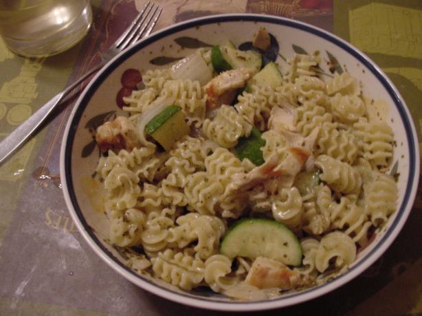 Solo Chicken Pasta Verdura