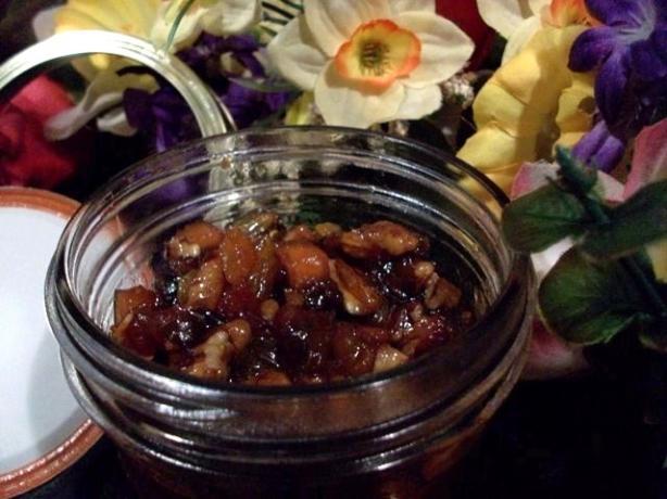 Fruity Pecan Chutney