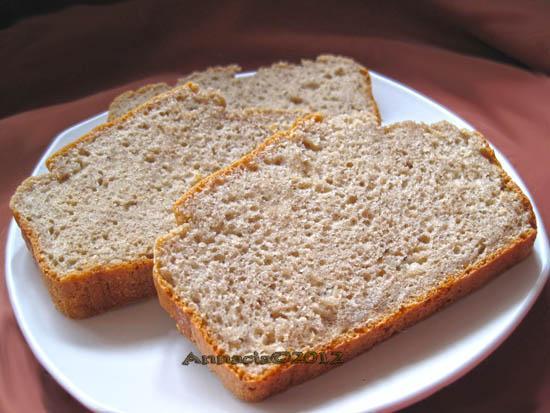 Cardamom Tea Loaf