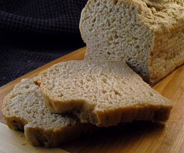 Allergen Free/Gluten Free Bread